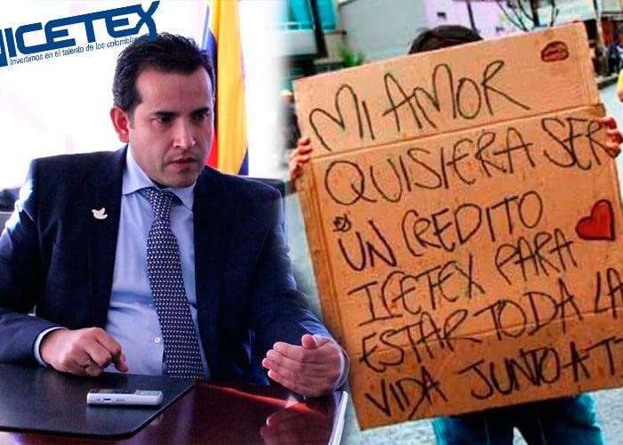 ICETEX te arruina, la página de Facebook donde los estudiantes denuncian los abusos