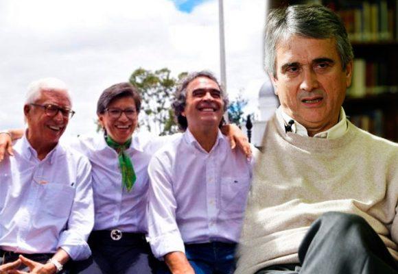 """""""Estamos a punto de coronar la alianza por Colombia"""", Iván Marulanda"""