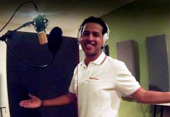 La canción de navidad que Martín Elías grabó antes de su muerte