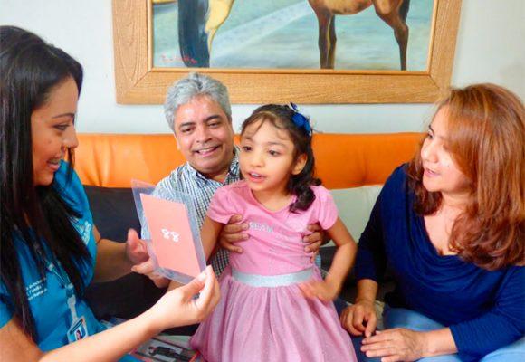 """Ser Capaz en Casa transformó a mi familia"": Beatriz Helena Henao"