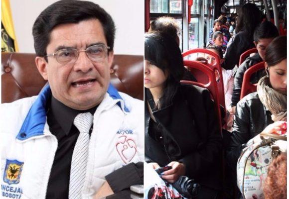Mujeres segregadas y hombres estigmatizados con la propuesta de Marco Fidel Ramírez