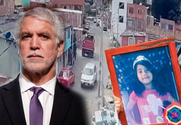 ¿Para Peñalosa la violación y muerte de Yuliana fue porque no habían cámaras de seguridad?