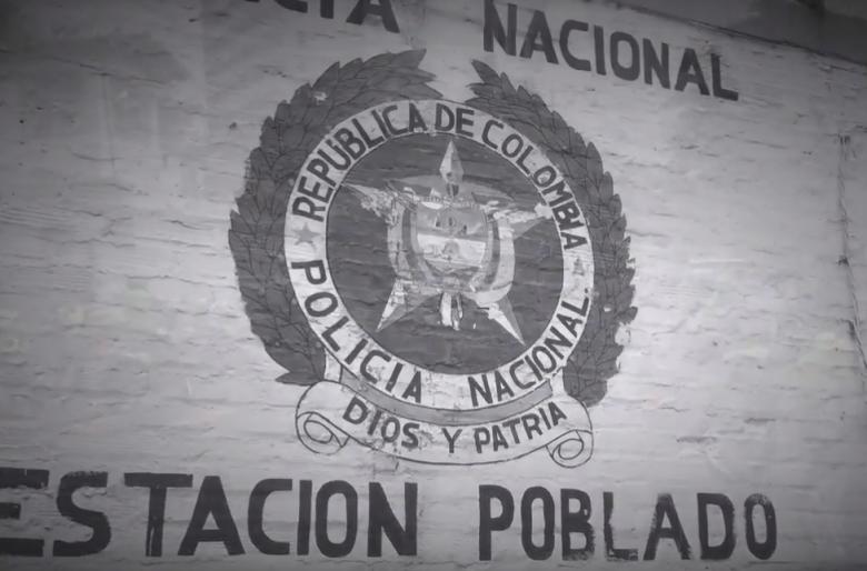 La Estación de Policía del Poblado vs la Casa de la Cultura del Poblado
