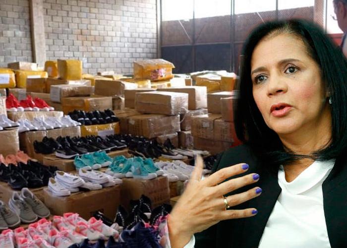 Claudia Gaviria, la paisa templada detrás de los golpes al contrabando chino