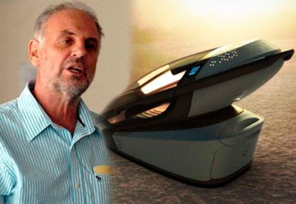 Un australiano, el nuevo doctor muerte y su máquina suicida