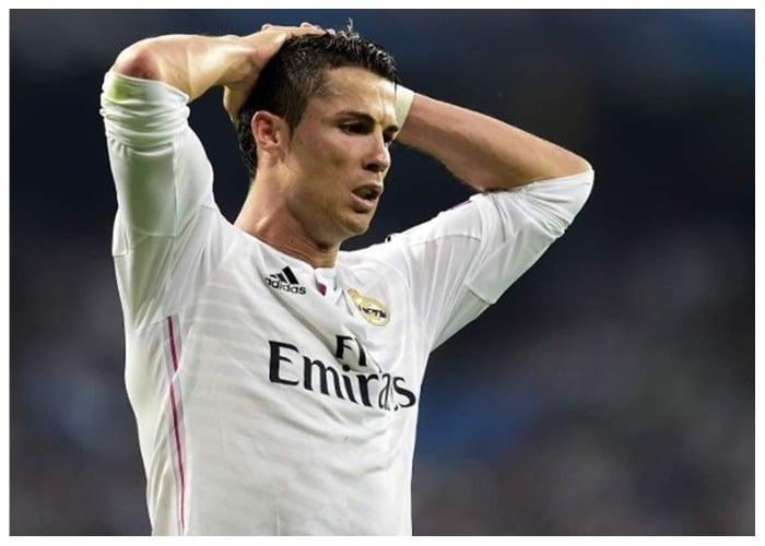 Cristiano Ronaldo tiene sus días contados en el Real Madrid