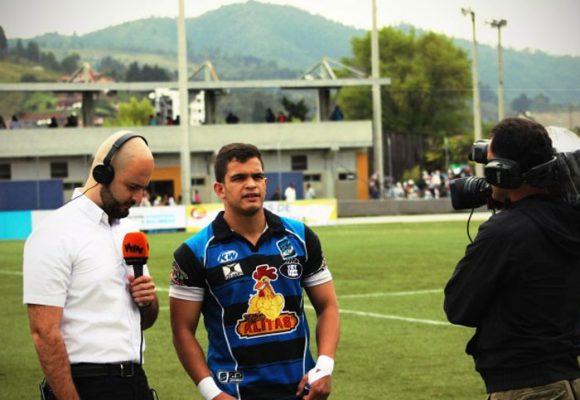 Una final de rugby que se jugó en toda Colombia