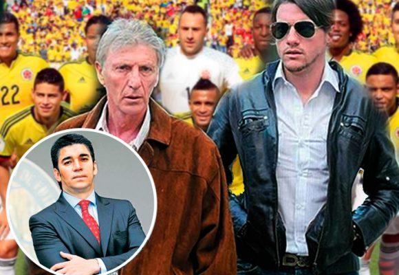 El yerno de Pékerman: el gran lío de la Selección Colombia