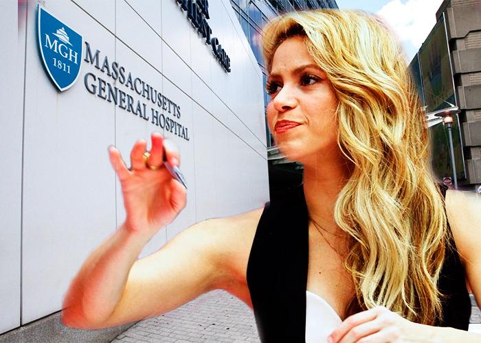 Las cuatro semanas muda que le esperan a Shakira