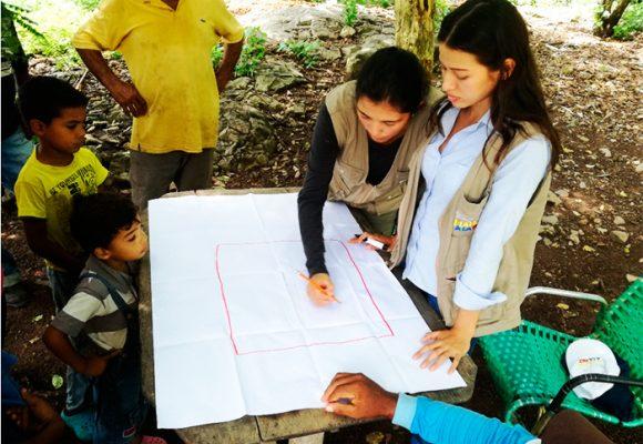 Andrea Sanabria, la bogotana que le cambió a los campesinos la forma de cuidar el medioambiente