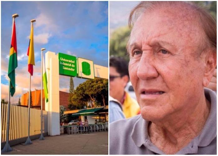 """Alcalde de Bucaramanga, """"lo invito a que se acerque a nuestra alma mater que siempre está abierta al debate"""""""