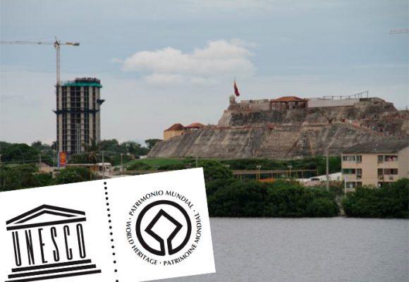 Visita sorpresa de la Unesco a Cartagena: tatequieto a los adefesios