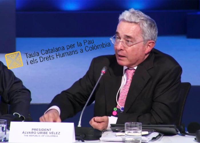 El dolor de cabeza que Uribe se quitó de encima en Europa