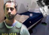 Sin sol, sin dormir y en 15 metros, Rafael Uribe Noguera en su primero de 58 años de condena