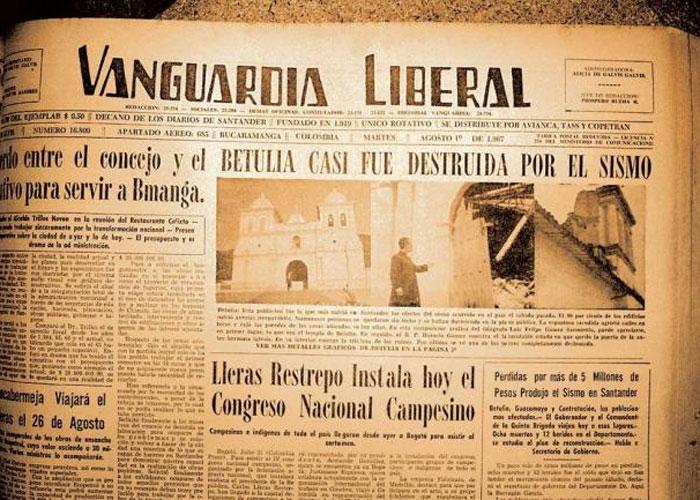 Vanguardia & Cultura y los suplementos literarios en Colombia