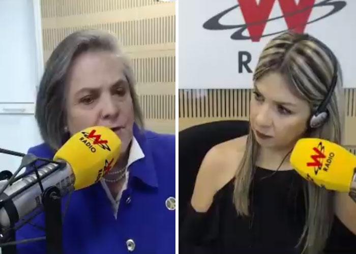 """""""En la entrevista no se busca quedar bien con el entrevistado"""": reflexión acerca de la polémica Clara López-Vicky Dávila"""