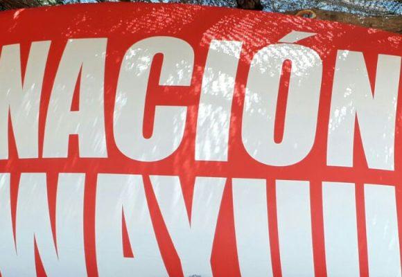 365 días de resistencia de la Nación Wayúu