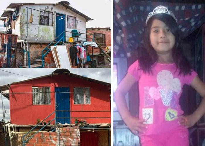 La pareja pereirana que paga $300 mil de arriendo en la casa de Yuliana Samboní