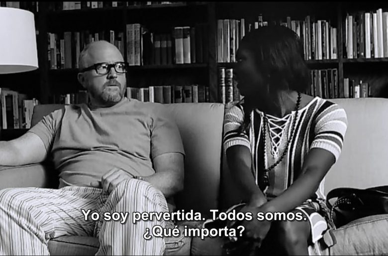 ¿Es posible separar al autor de la obra? El caso de Louis CK y I love you daddy