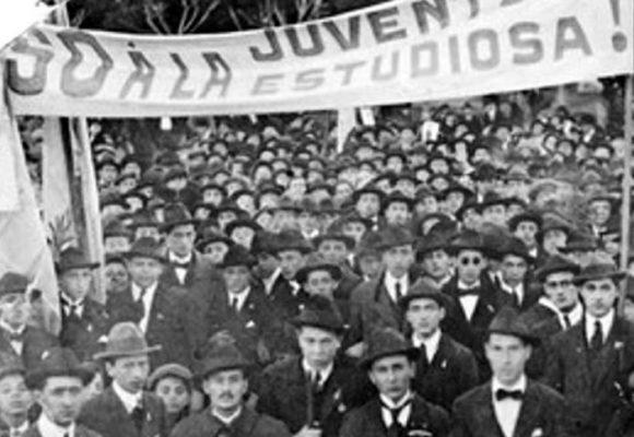 Centenario de la reforma universitaria de 1918 (II)