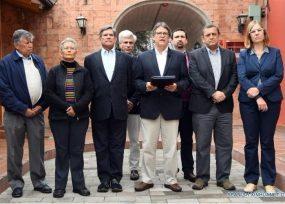 El nuevo equipo negociador con el ELN que nunca pudo arrancar en Quito