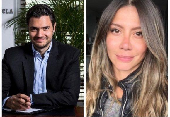 La defensa del vicerrector de los Andes a la grosería de su novia