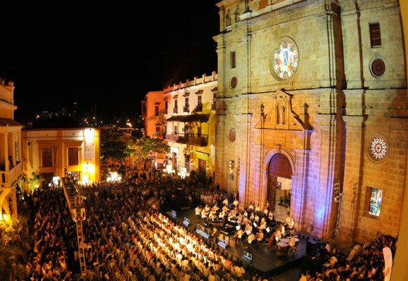 Al oído del Festival de música, Cartagena