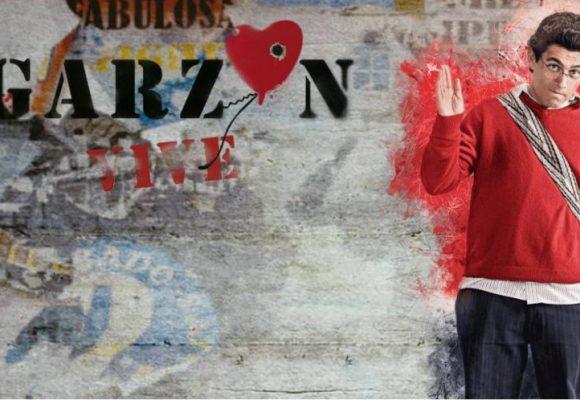 Hoy todos hablan de Garzón, pero no de su lucha, sino de su novela