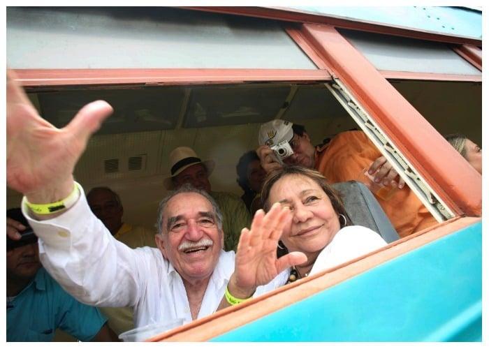 Se calienta el Hay Festival: amigos de Gabriel García Márquez recuerdan lo que pasó en Estocolmo hace 35 años