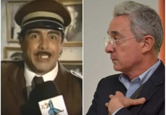 Cuando Jaime Garzón le decía paramilitar a Álvaro Uribe Vélez. VIDEO