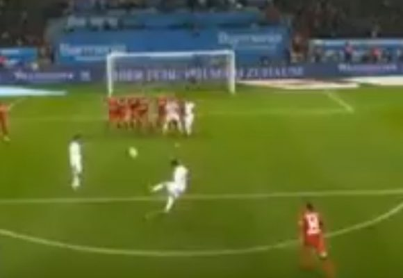 Imparable: nuevo Golazo de James con el Bayern