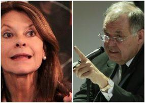 Se calienta la pelea por la consulta de la centro derecha: Ordóñez le responde a Marta Lucía Ramírez