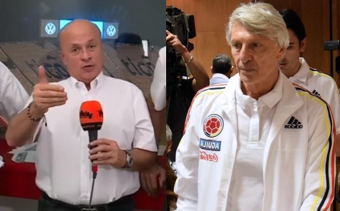 Carlos Antonio Vélez tiene razón: el problema de la selección es Pékerman