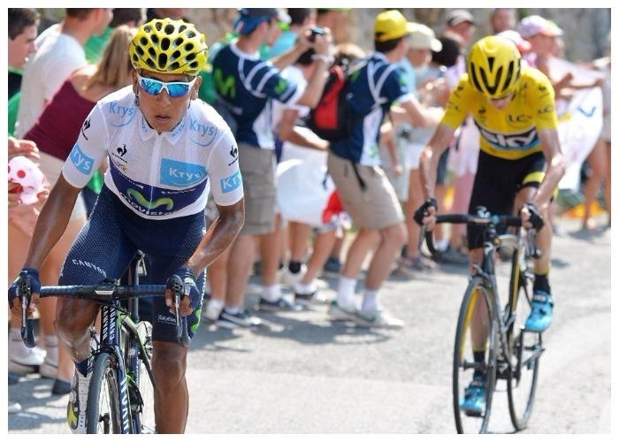 Nairo se queda sin rival en el Tour: Froome no va