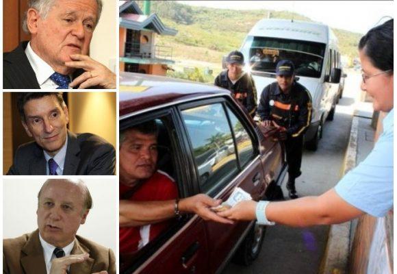 ¿Quiénes se meten al bolsillo el millonario recaudo de los peajes de las carreteras de Colombia?