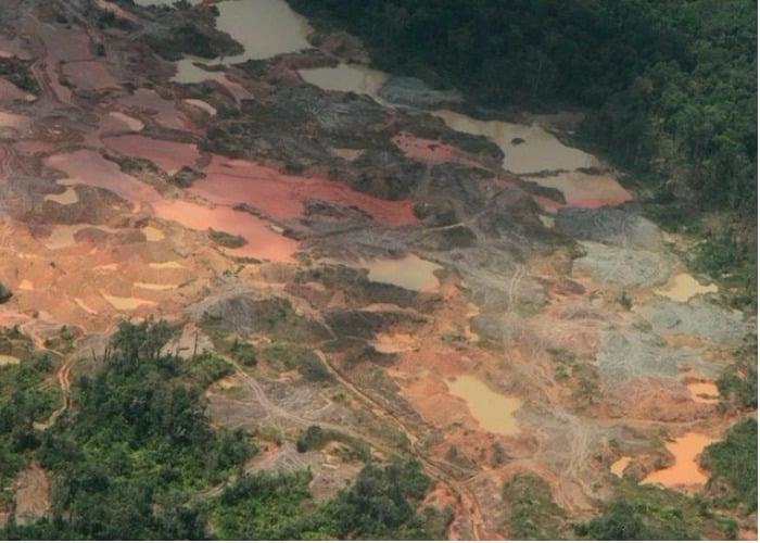 Top 5 de los ríos más contaminados de Colombia