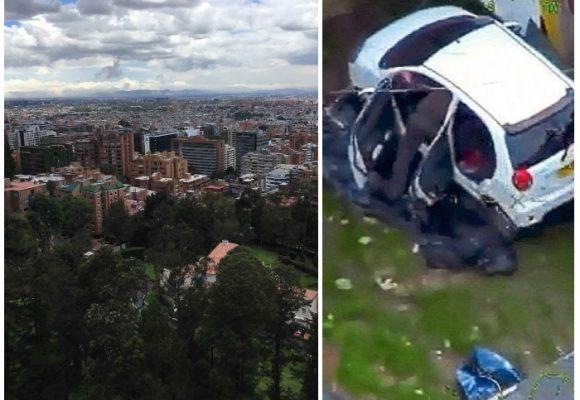 El terror de vivir en Rosales, el barrio de los ricos en Bogotá