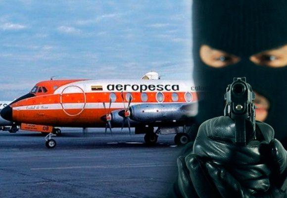 Con una pistola de juguete, un pastuso logró desviar un avión a Cuba
