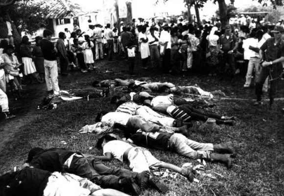Colombia, el país de las grandes masacres