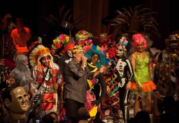 El XII Carnaval Internacional de las Artes en Barranquilla