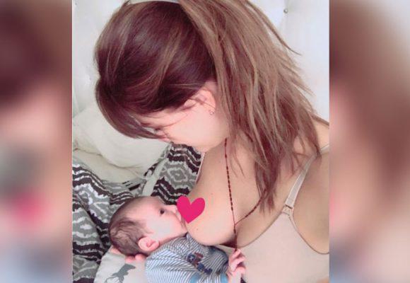 Carta abierta de una madre lactante a Carolina Cruz