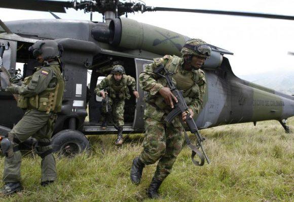 En Tumaco, Santos y las Fuerzas Armadas ejecutan guerra contrainsurgente contra las drogas por órdenes de Trump