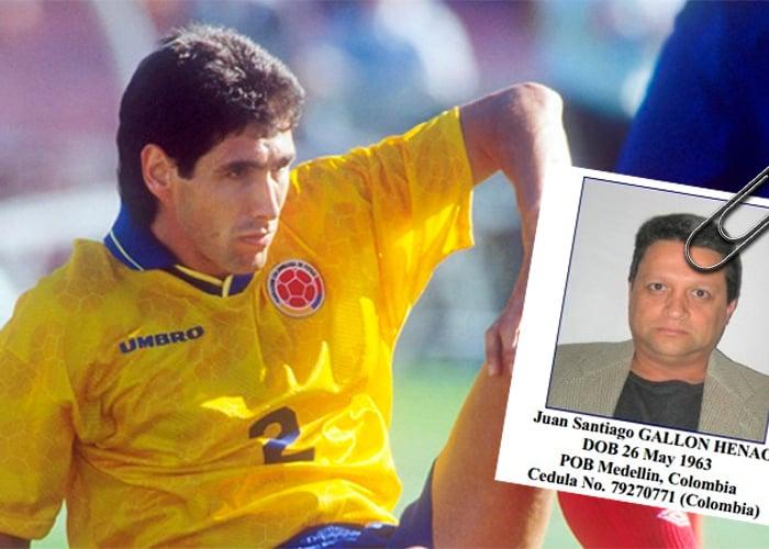 En libertad el mafioso que ordenó matar a Andrés Escobar