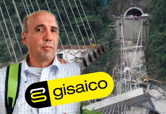 Los líos de la constructora paisa Gisaico encargada del puente que se desplomó