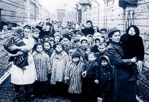 Del holocausto judío y el nacimiento de Israel
