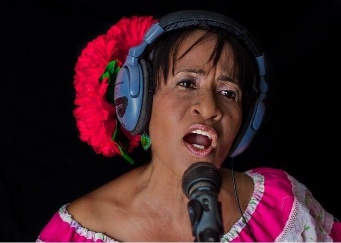 Martina Camargo, más que 30 años de vida artística