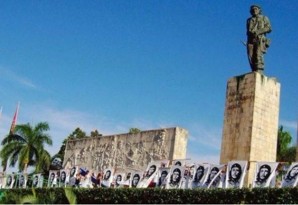 La mano del Che Guevara
