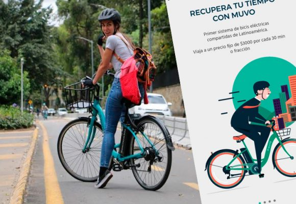 Muvo, el sistema de transporte más eficiente en Bogotá