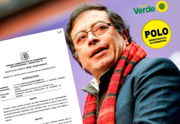 Gustavo Petro podría quedarse sin Congreso