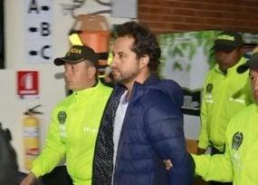 Furia, presos de La Picota golpearon a Rafael Uribe Noguera